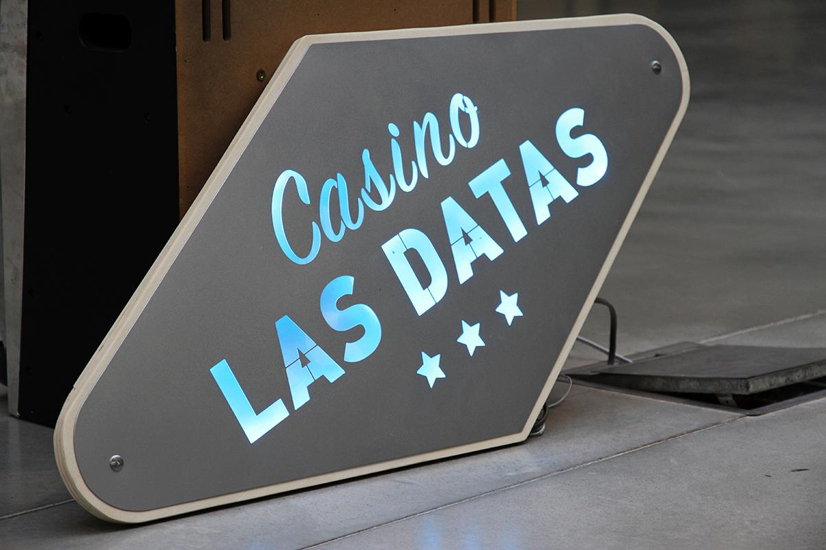 Casino Las Datas sign