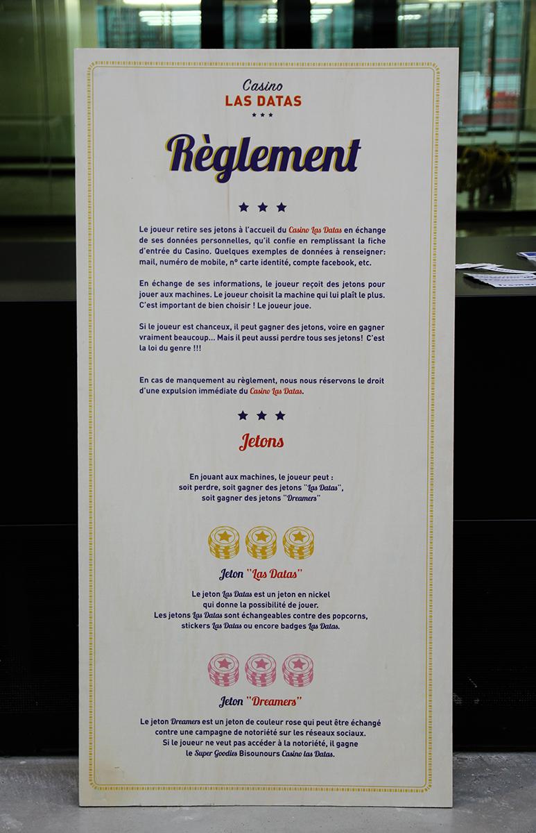 The Casino Las Datas Rules