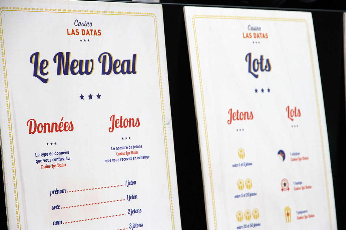 The Casino Las Datas New deal and Goodies