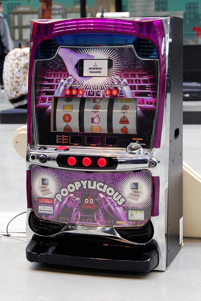 La Machine à sous Poopylicious