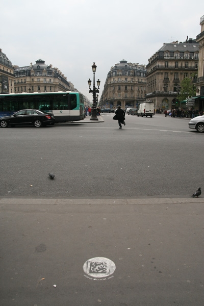 Place de l'Opéra, Paris 2010