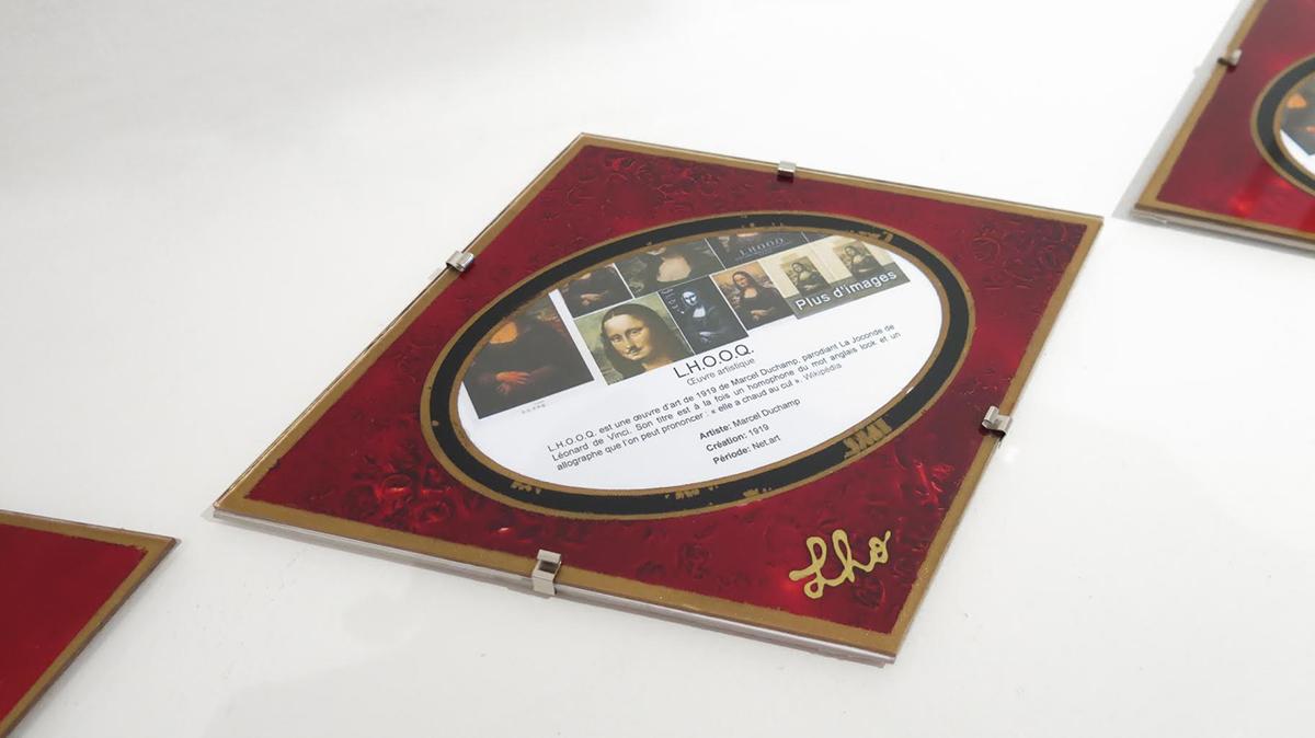 The Innards of L.H.O. frame