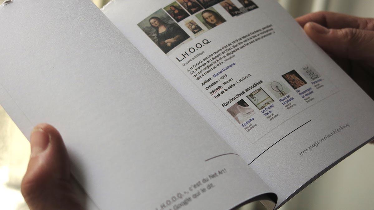 Le livre Les Dessous de L.H.O.