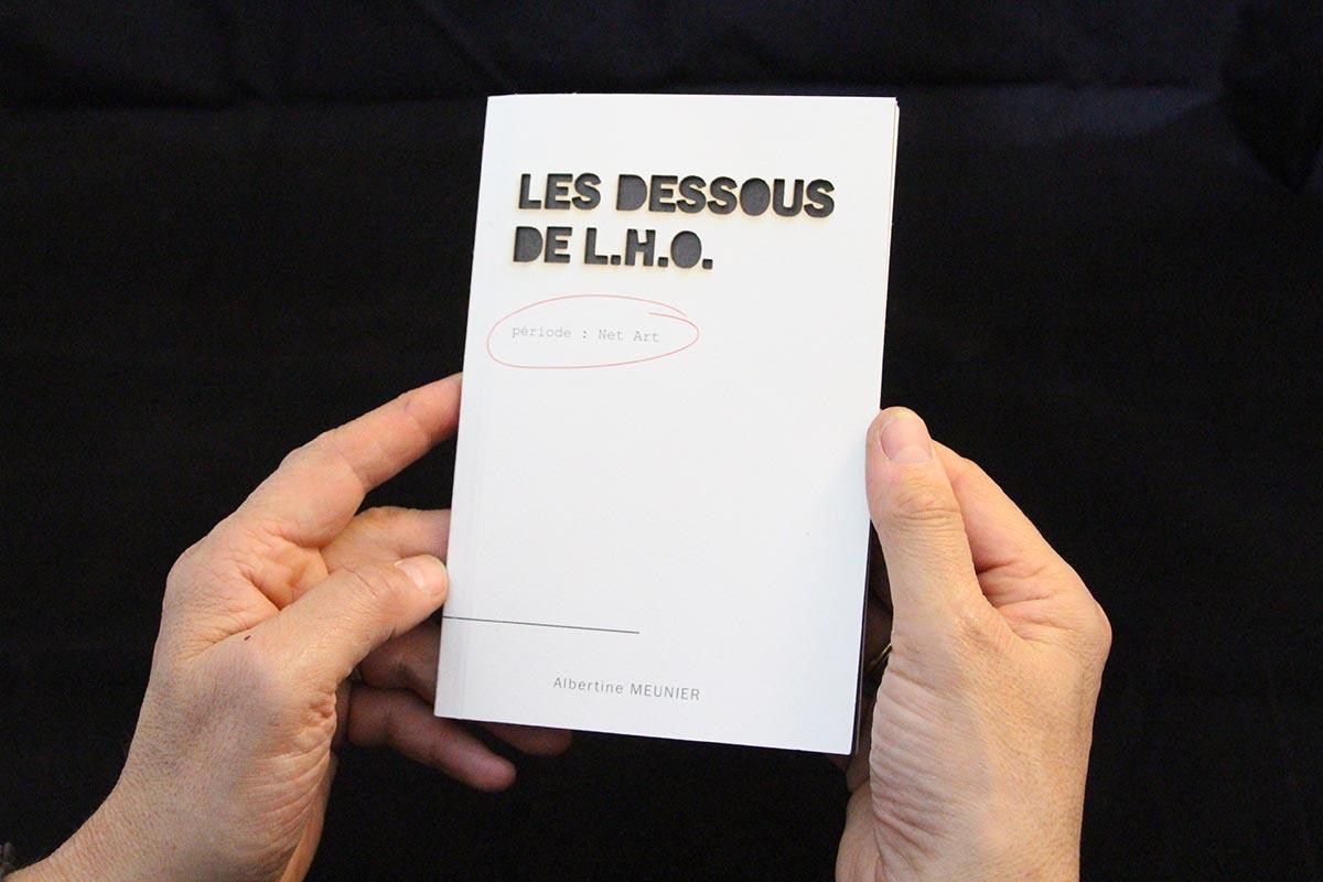 Couverture du livre les Dessous de L.H.O